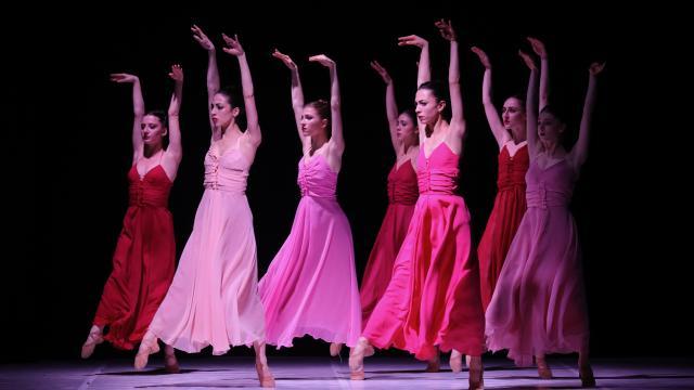 Ballet De Milan Vie En Rose 3 Decembre