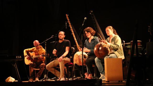 Concert Musiques Du Monde (stéphanie Le Corneur)